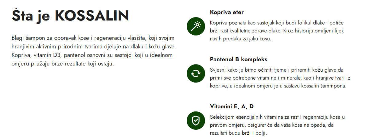 kossalin
